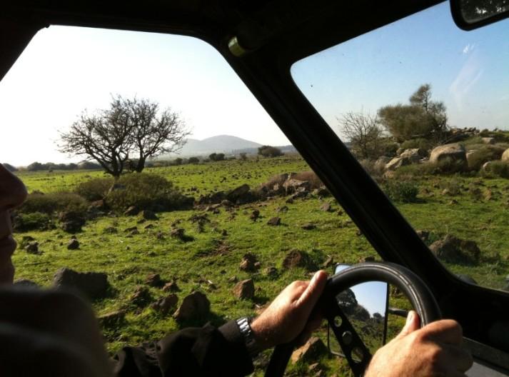 חופשה חורפית תיירות עין זיוון