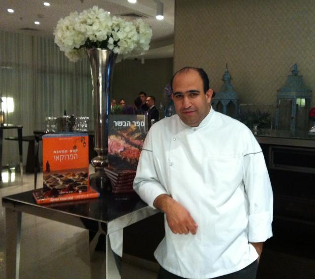 אנדיב מסעדה חדשה שף גיא פרץ מלון west אשדוד