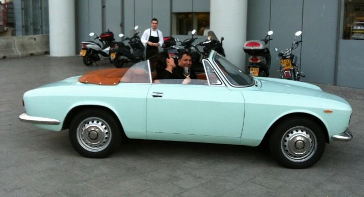 מסעדת יפו תל אביב חיים כהן אל על איטליה