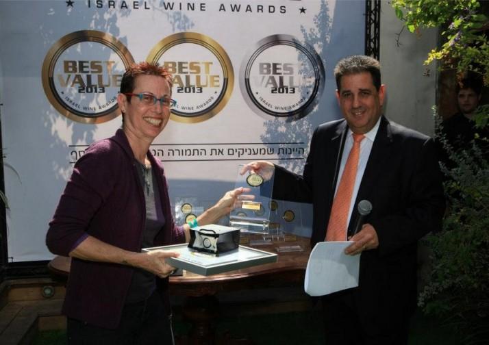 תחרות יין Best Value 2013