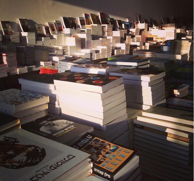 יריד הספרים בהיכל נוקיה - לא רק בשבוע הספר