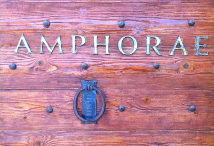 ביקור במרכז המבקרים של יקב אמפורה