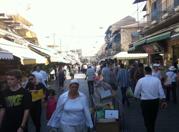 סיור קולינרי חוויתי בירושלים סמארט תור