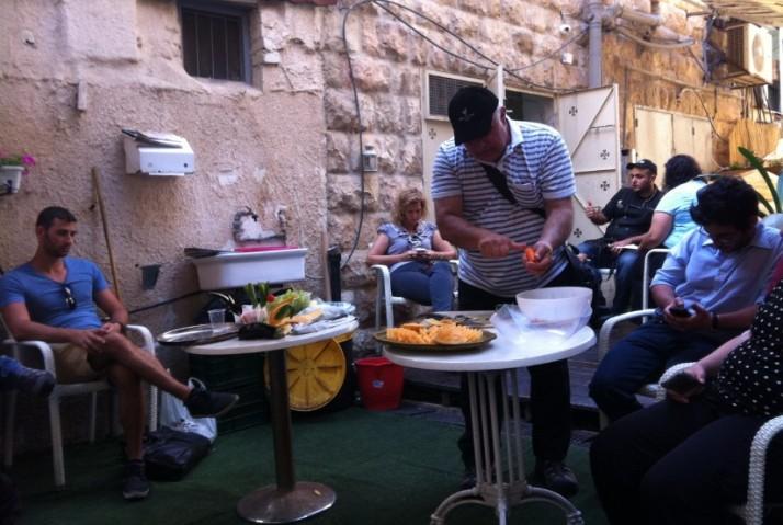 סיור קולינרי חוויתי בירושלים פולישוק מחנה יהודה