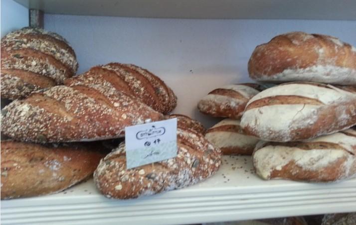 סיור במאפיית אגדת הלחם כפר הרא