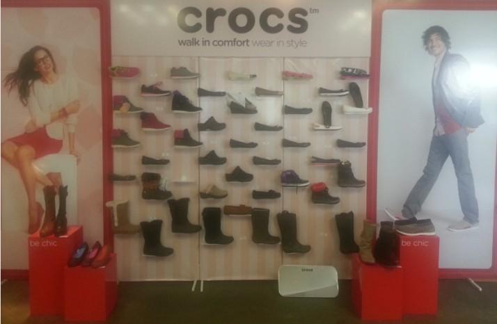 קרוקס משיקה את קולקציית סתיו - חורף 2013 - 2014 - Crocs