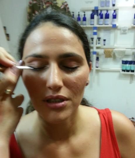 איפור מינרלי - Faran cosmetic
