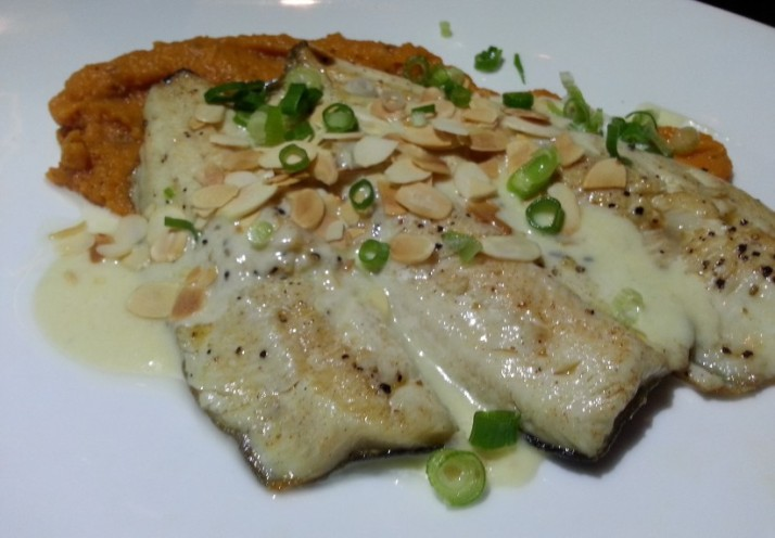 "The Fish - מסעדת פיש בראשל""צ"