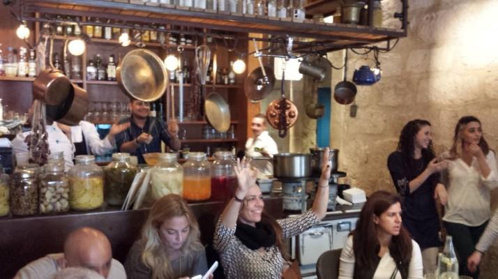 המטבח של פיני בירושלים