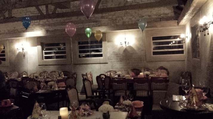 The Secret Place Restaurant