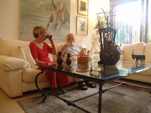 סיור בבית הדיור המוגן אחוזת פולג מקבוצת אחוזות רובינשטיין