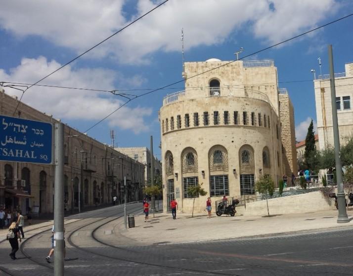 השקה מחדש של סניף הדגל של רשת בורגרס בר במושבה הגרמנית בירושלים