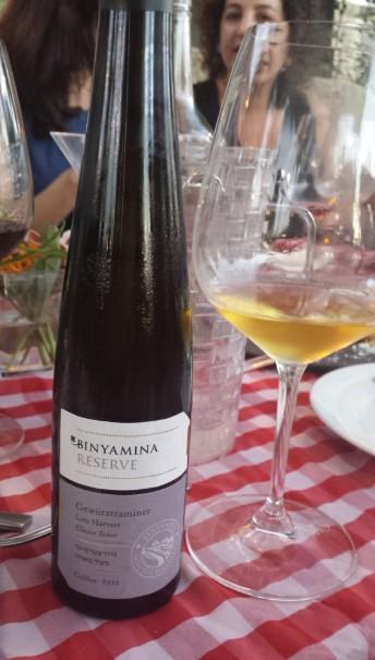 טעימת יינות יקב בנימינה לרגל השנה החדשה