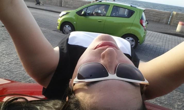 סדנת צילום עם שברולט ספארק Chevrolet Spark והצלם אלדד רפאלי