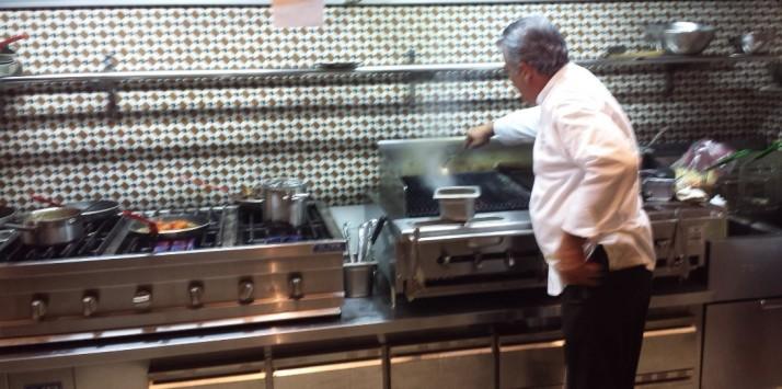 מסעדת מדיטה של שף מוטי אוחנה (החצר) בירושלים