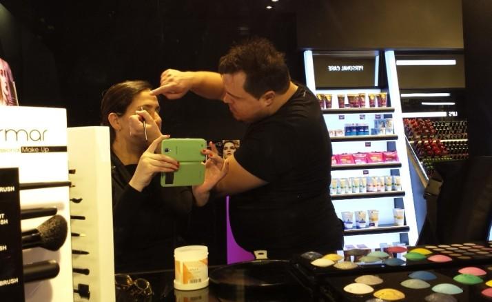 רשת האיפור פלורמר פתחה סניף חדש בקניון הזהב בראשל