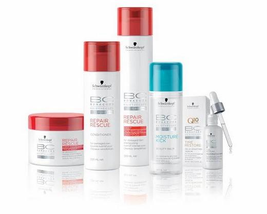 השקה מחודשת ומשודרגת של קו המוצרים - BC Hairtherapy של שוורצקופף פרופשיונל Schwarzkopf Professional
