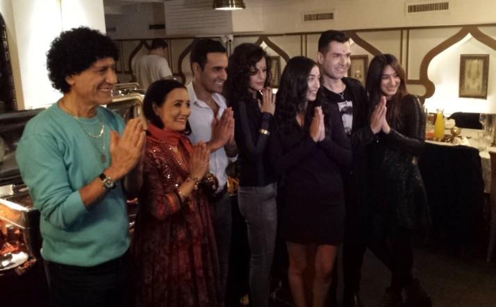 בוליווד מבית Yes Comedy - חיים בסרט הודי 2