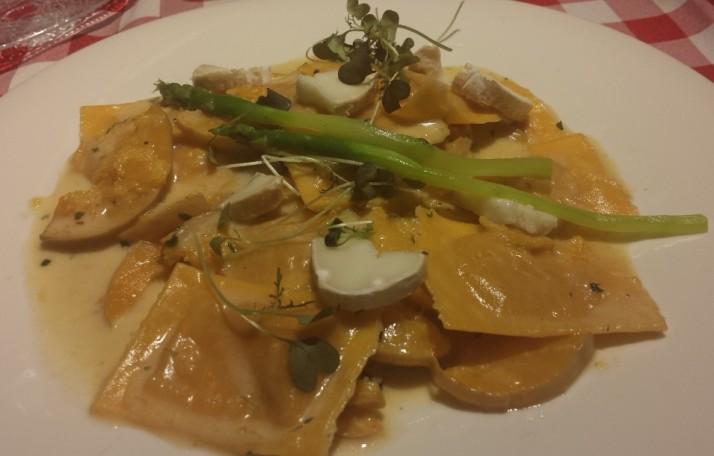 ארוחה איטלקית בסאפורי הירושלמית והשקת יינות של יקב פסגות