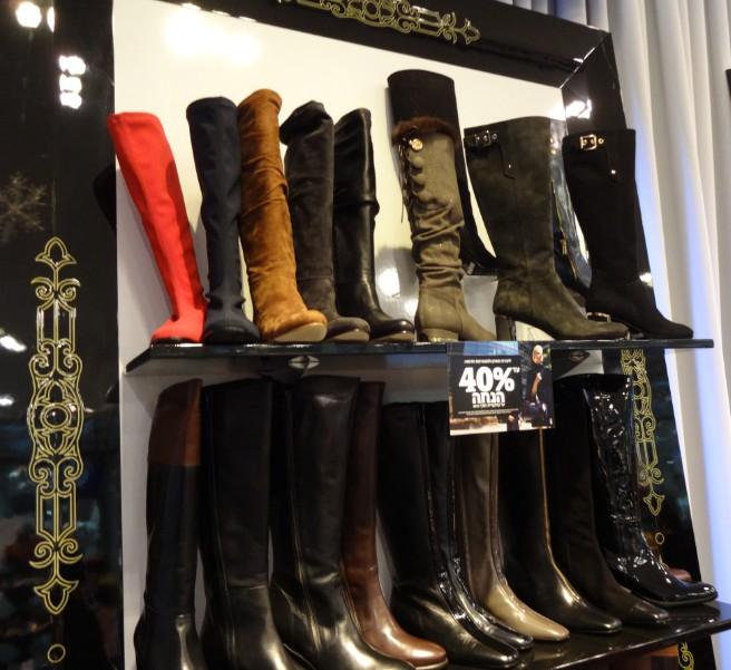 קולקציית החורף ב- Lafayette Italy - רשת נעלים ותיקים