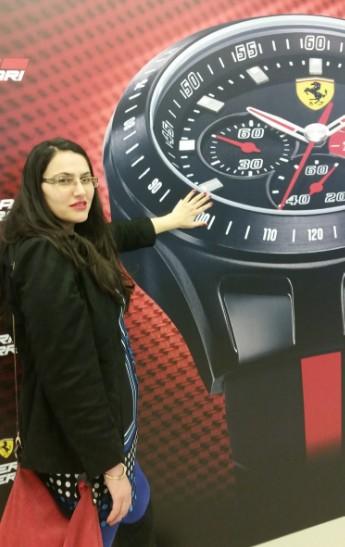 חדש בישראל שעוני פרארי SCUDERIA FERRARI