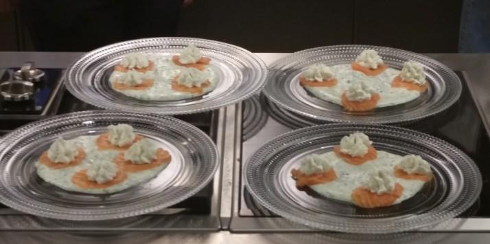 סדנת מאסטר קלאס עם השף הצרפתי קריסטוף מרגאן וגבינות מעולות יבוא של חברת סיימן