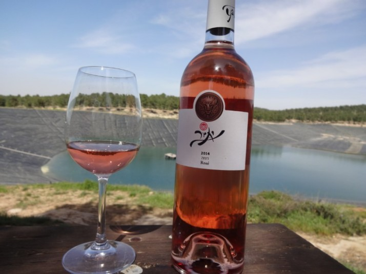 חגיגות עשור ליקב יתר והשקת יינות בציר 2011
