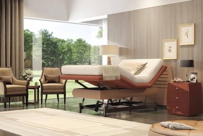 חדש בהולנדיה : מיטת ALUTO - מיטה מתכוונת המיועדת לאוכלוסיות בעלות צרכים מיוחדים  ולבני הגיל השלישי Hollandia