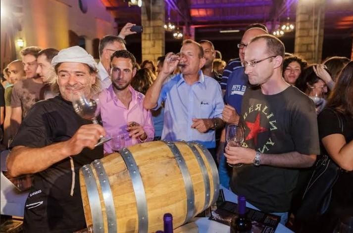 """פסטיבל היין Salute 2015 בתאריכים 13-14/5 במתחם התחנה ת""""א"""
