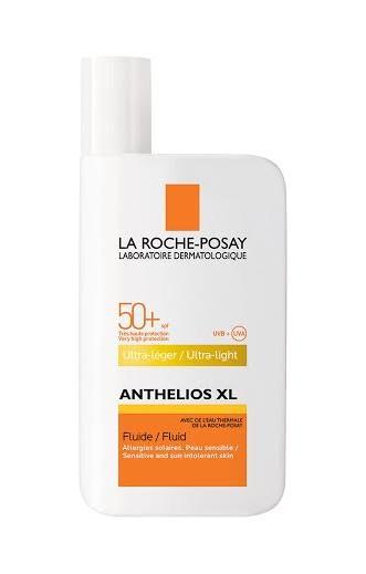 אנתליוס XL פלואיד - סוף-סוף הגנה גבוהה במיוחד 50+ SPF במרקם בלתי מורגש על העור!