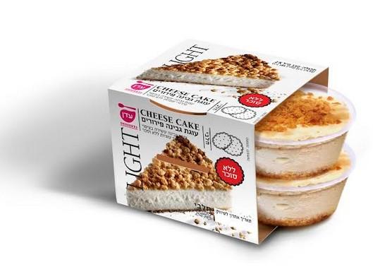ליד הגבינות מוצרים מומלצים לשבועות עוגת גבינה ללא סוכר עדן קינוחים