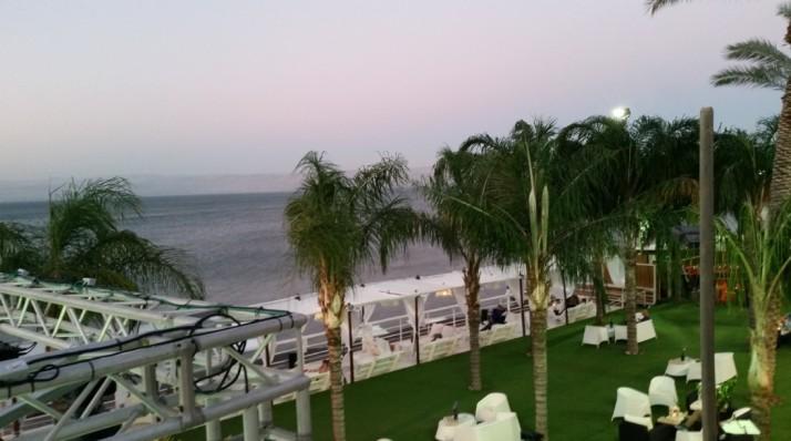 שמורת אירועים בכנרת - חוף גרין