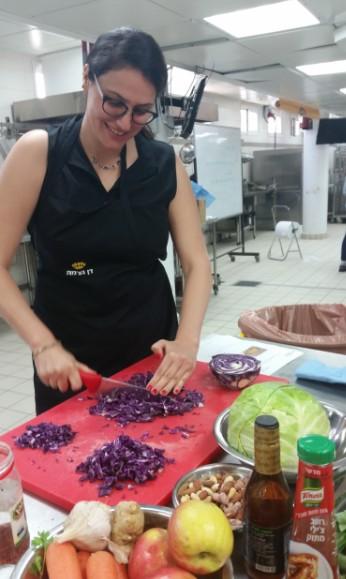 סדנת בישול בריא עם יוניליוור