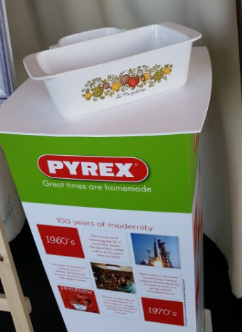 חגיגות 100 שנים לפיירקס Pyrex
