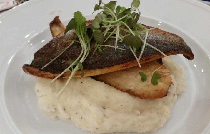 מסעדת דגים חדשה בעיר הגדולה: פיש מארקט Fish Market by Meatos