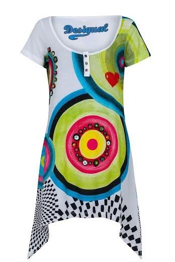 רשת האופנה הבינלאומית דזיגוואל Desigual משיקה לראשונה בישראל את קולקציית קיץ 2015