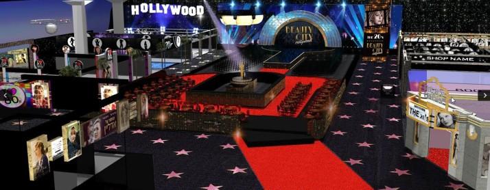 ביוטי סיטי הוליווד של סופרפארם - 30.6-3.7/15 - Beauty City Hollywood