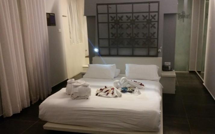 מלון בוטיק טמפלרס בחיפה Templers