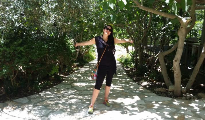 סיור בחוות טור סיני