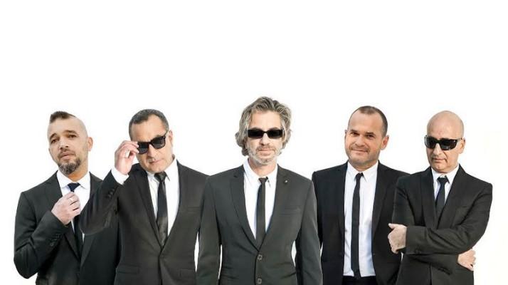 להקת משינה תופיע באמפיתיאטרון קיסריה  במסגרת אירוע האופנה של  GOLBARY ב- 7.9.15