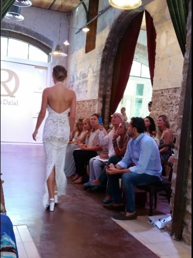 המעצבת ריקי דלאל השיקה את קולקציית שמלות הכלה החמישית שלה Riki Dalal