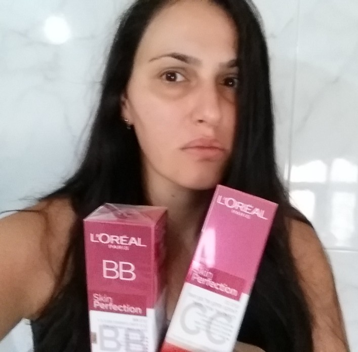 BB VS CC סקין פרפקשן של לוריאל פריז Skin Perfection by LOREAL PARIS