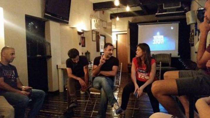 דראפט ראשון - סדנת תסריטאות בהנחיית דניאלה דורון