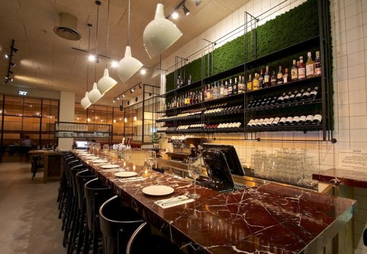 מתאווררים בירושלים: מסעדת מדיטה, מלון בוטיק הקומה ה-21 ובית קפה ומתחם נוקטורנו