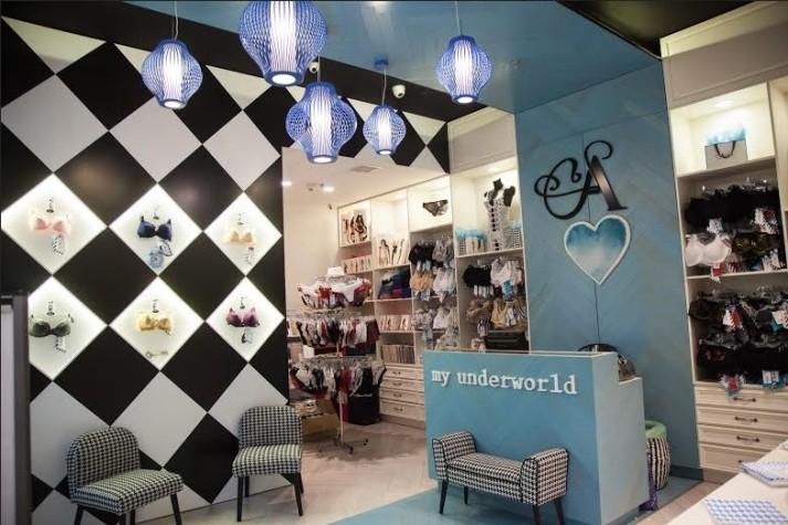 השקת החנות הראשונה של רשת אליס הלבשה תחתונה בגן העיר תל אביב ALICE – My UnderWorld