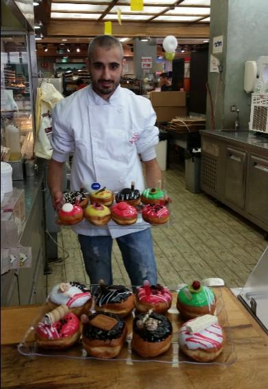 האופה מבגדד - מגוון מוצרי מאפה איכותיים כולל מאפים עיראקים אותנטים