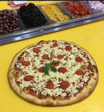 חדש ברשת פיצה דון פרדו - פיצה טבעונית עם  גבינת  משומשו
