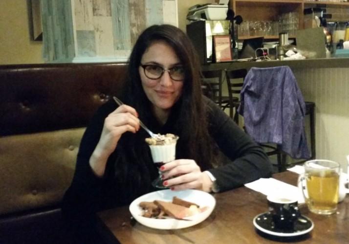 מסעדת בורוכוב 88 רעננה - קינוחים