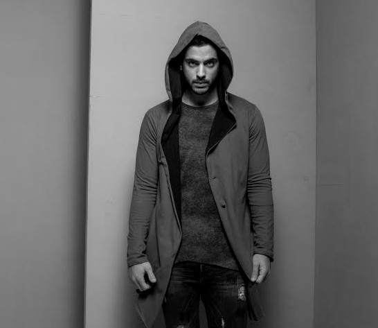 MARSEL - מרסל בגדי מעצבים לגברים - יום צילומים עם רון אלוף