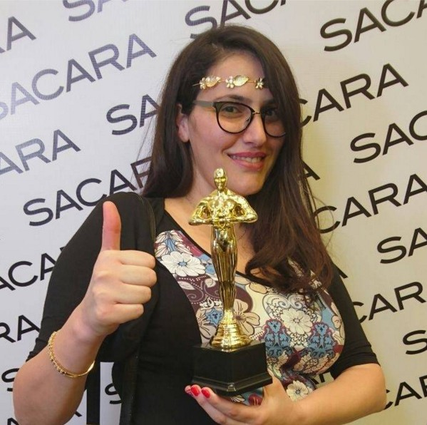 רשת SACARA משיקה:  צבעים מיוחדים לפנים ולגוף לפורים BODY ART COLOR MAKE UP